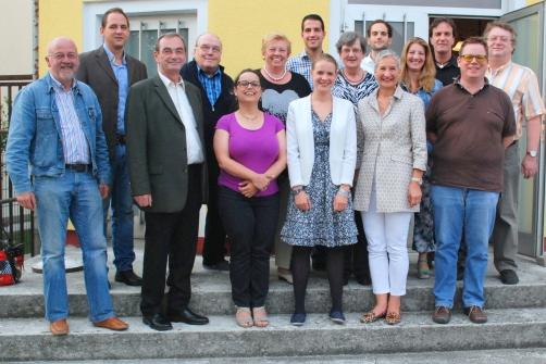 2015-06-25 Ger Volkspartei Stadtparteitag