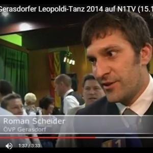 2014-11 Ger Volkspartei Leopolditanz N1-TV Bild